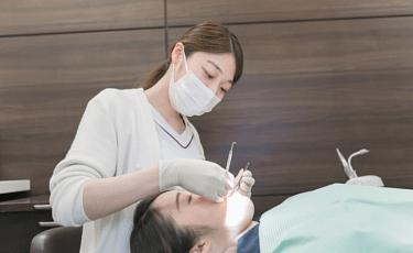 予防歯科を大切に
